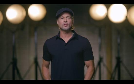 Fox NFL Brad Pitt