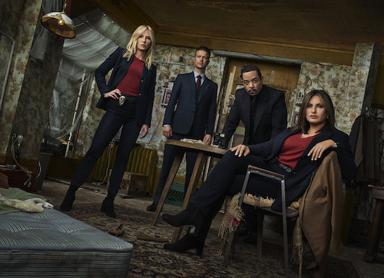 LAW & ORDER: SPECIAL VICTIMS UNIT Season 21 Cast Photos