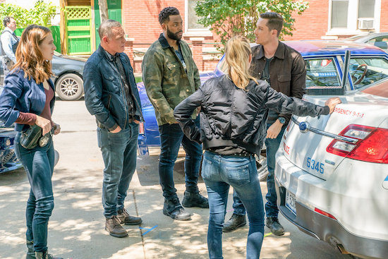 CHICAGO PD Season 7 Premiere spoilers