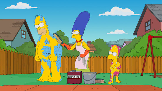 the simpsons season 31 spoilers
