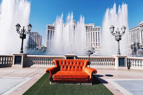 Friends in Vegas