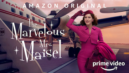 THE MARVELOUS MRS. MAISEL Season 3 Trailer