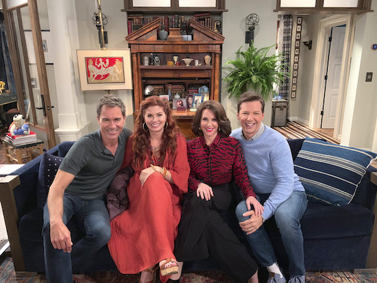 Will and Grace final season premiere