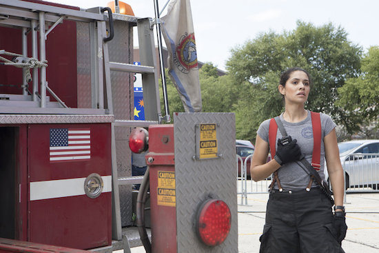 Chicago Fire Stella Job