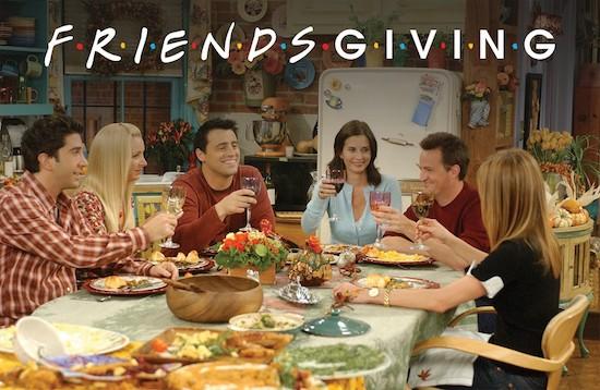 Friends Thanksgiving Marathon