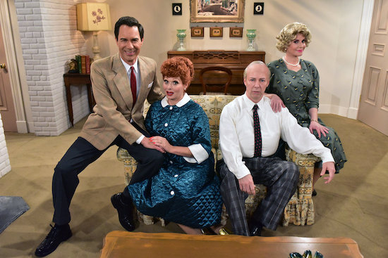 Will & Grace I Love Lucy