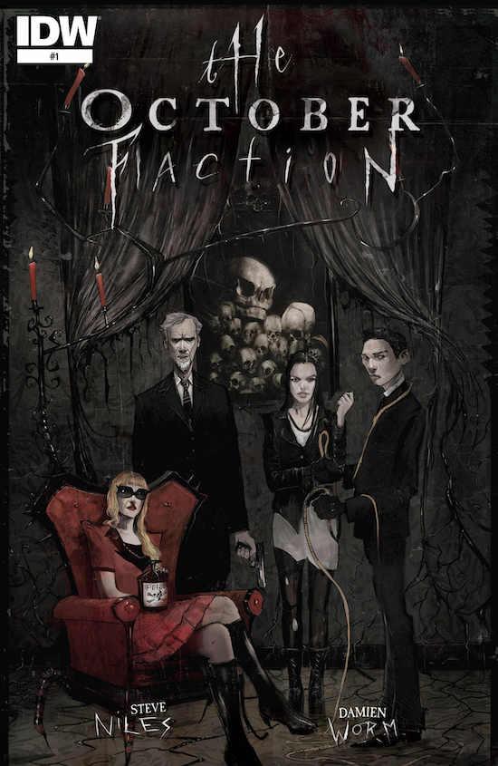 October Faction Netflix