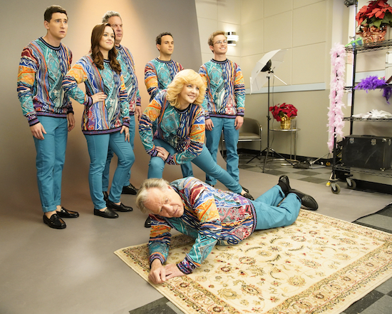 THE GOLDBERGS, THE MASKED SINGER, SEAL TEAM