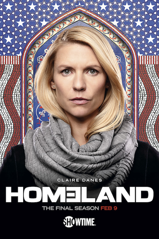 Homeland season 8 trailer