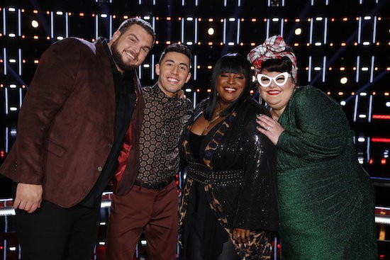 who won the voice 2019