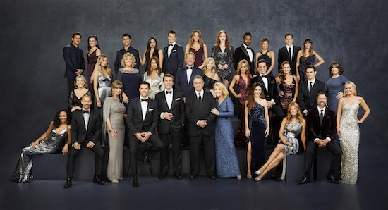 The Young and the Restless renewed