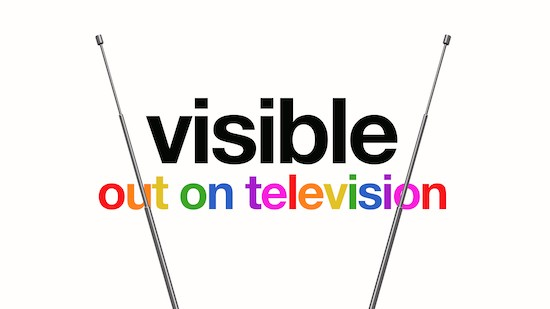 VISIBLE: OUT ON TELEVISION trailer