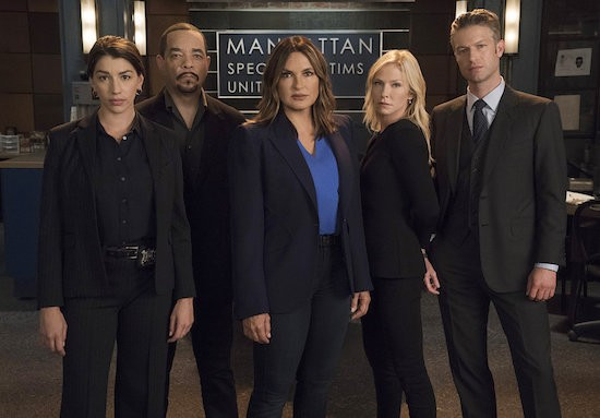 Law & Order SVU Season 22