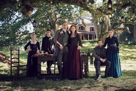 Outlander season 5 spoilers