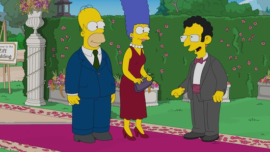 GOLDEN GLOBES, THE SIMPSONS, and FAMILY GUY