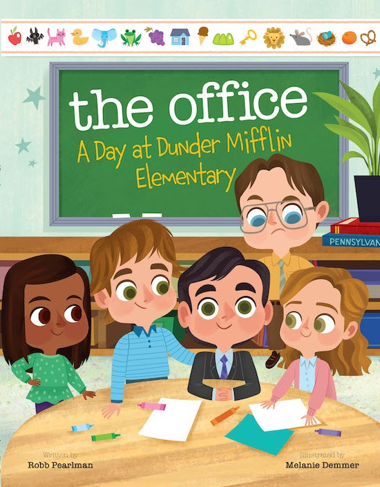 The Office Kids Book
