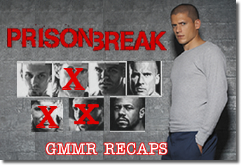 Prison Break Season 3 Episode 5 : Interference