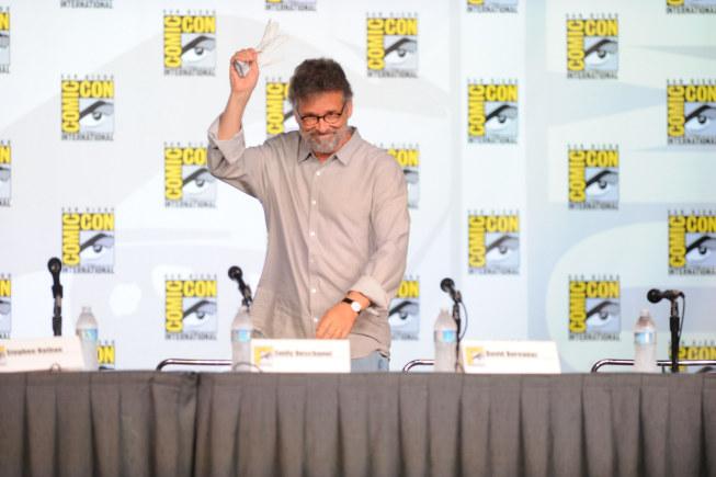 BONES at Comic-Con