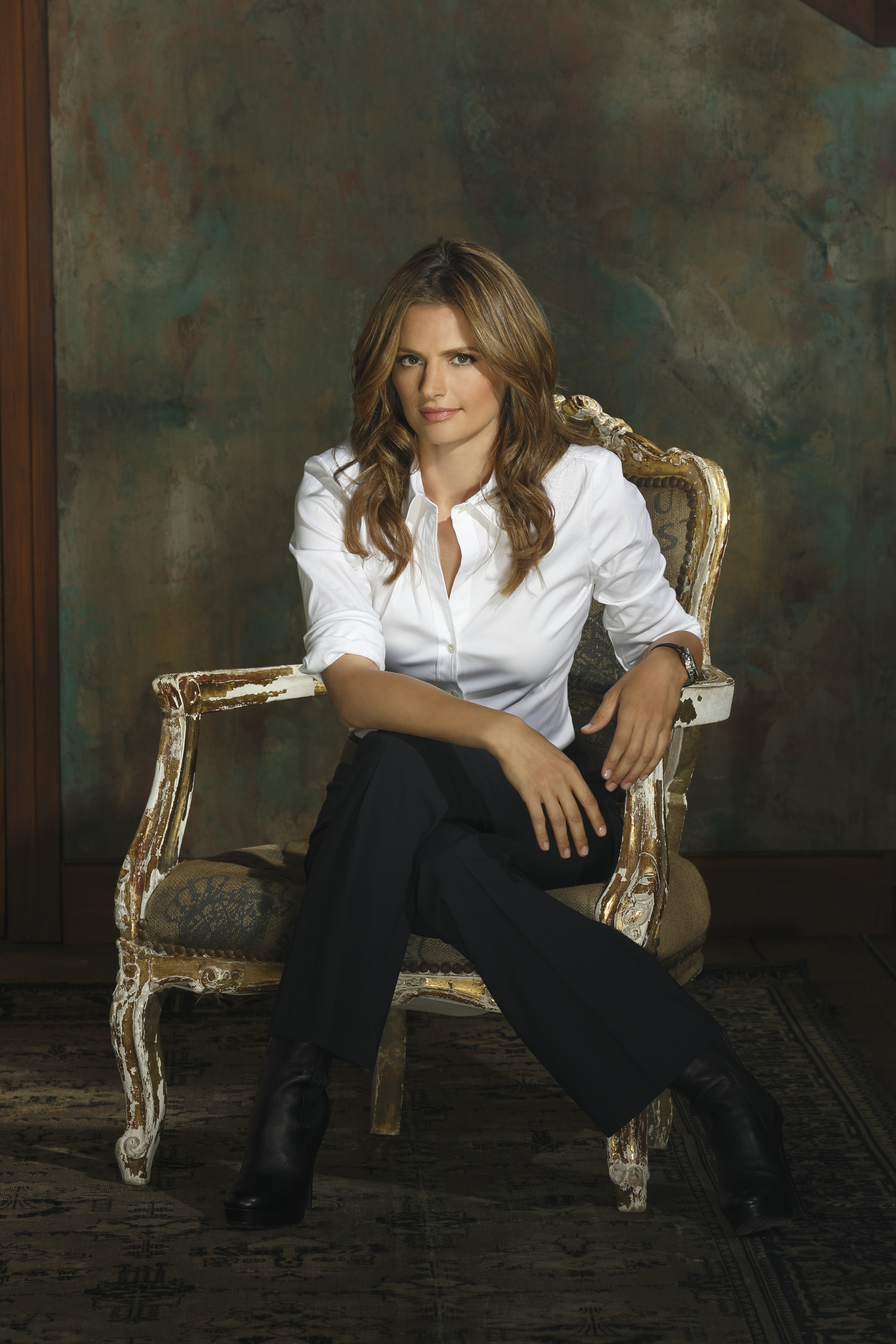 Castle Season 6 Cast Photos Give Me My Remote Give Me My Remote Paley television festival featuring chuck. https www givememyremote com remote 2013 09 04 castle season 6 cast photos nggallery image castle 242