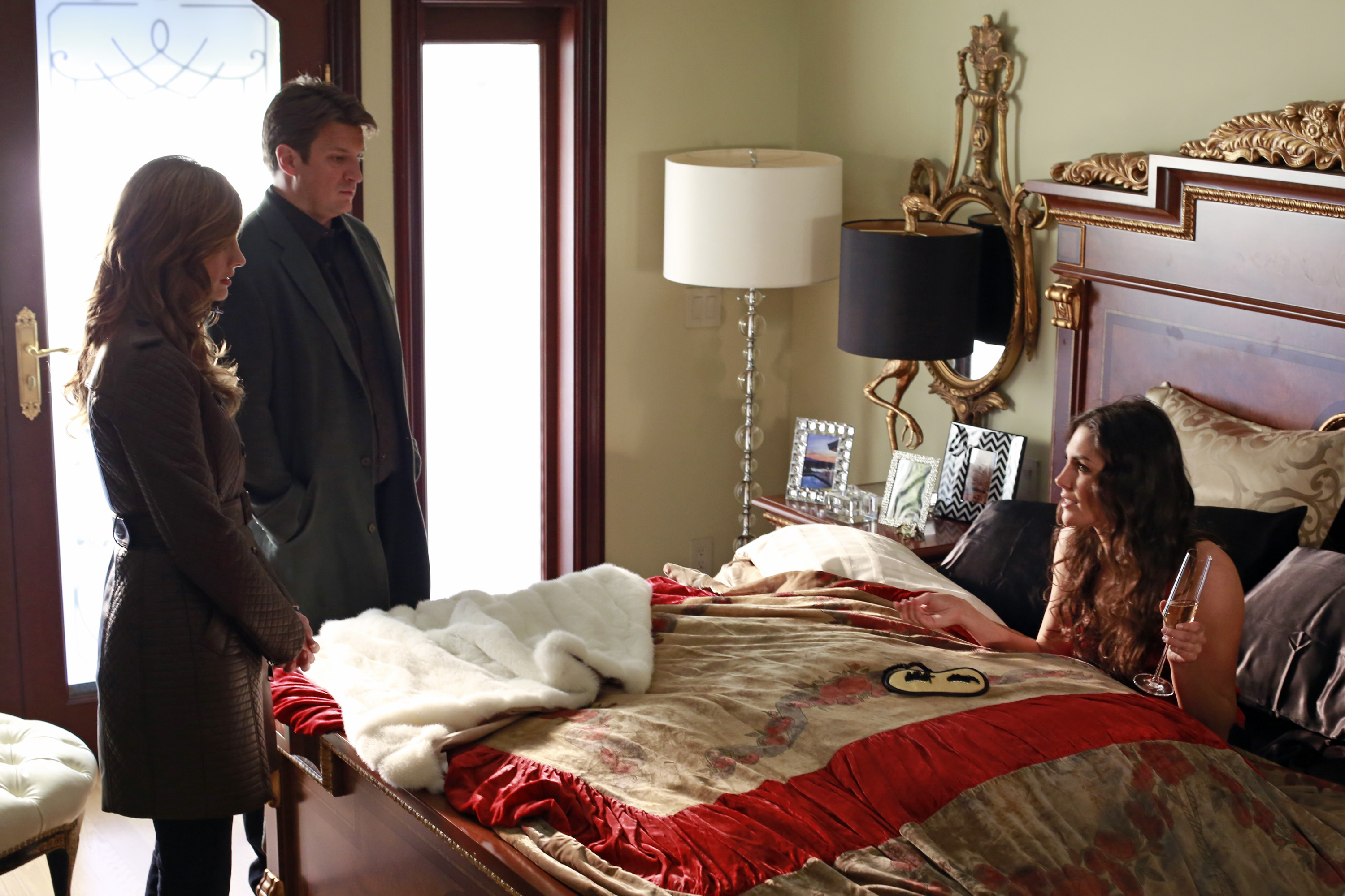CASTLE: 'Under the Influence'