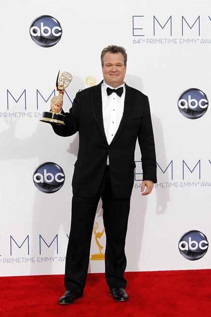 Emmys Backstage: MODERN FAMILY's Eric Stonestreet