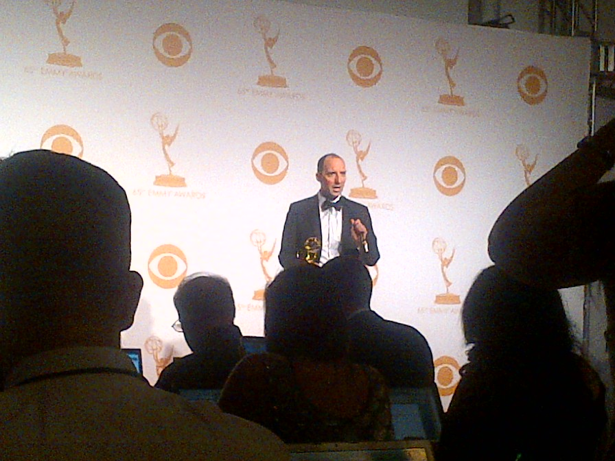 Tony Hale (Outstanding Supporting Actor In A Comedy Series)