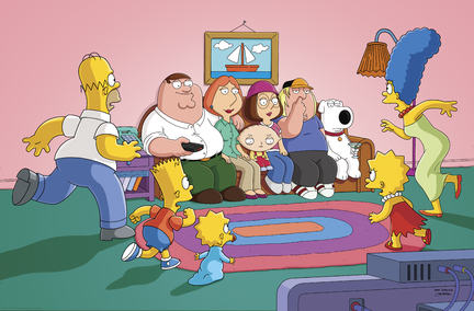 FAMILY GUY/THE SIMPSONS