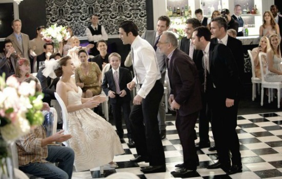 """BROTHERS & SISTERS: """"Walker Down The Aisle"""""""