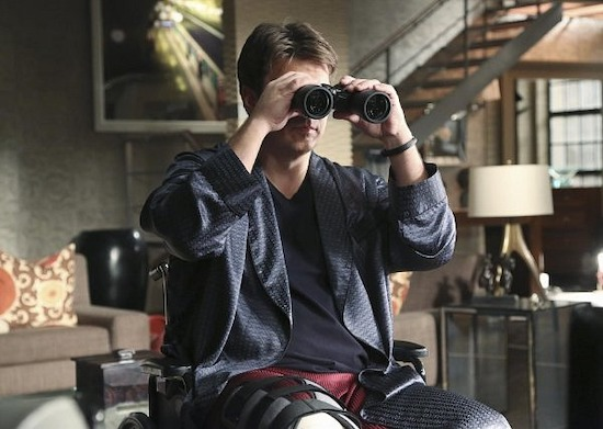 """Castle: """"The Lives of Others"""""""