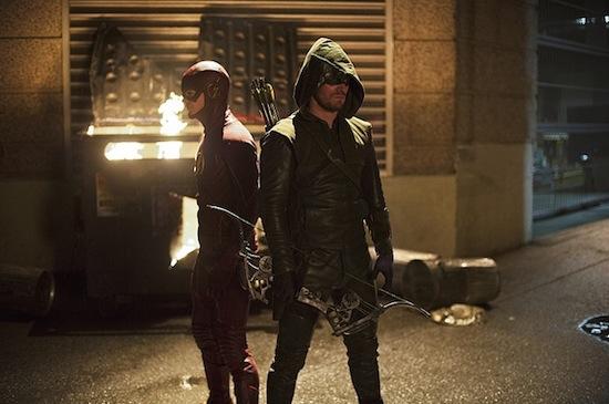 "The Flash: ""Flash vs. Arrow"""