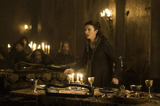 """Game of Thrones: """"The Rains of Castamere"""":"""