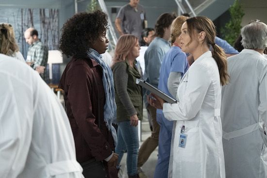 """GREY'S ANATOMY: """"Silent All These Years"""""""