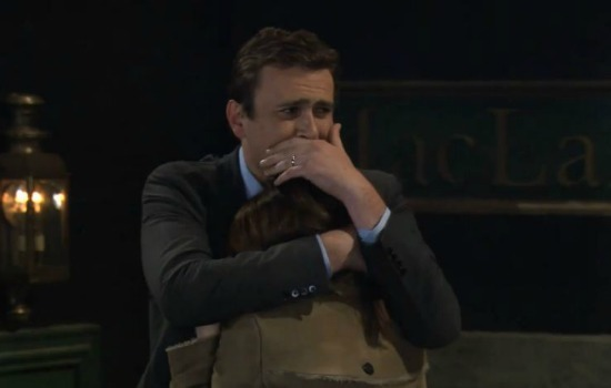 """HOW I MET YOUR MOTHER: """"Bad News"""""""