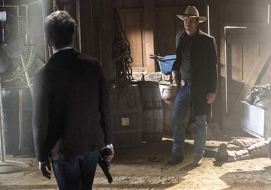"""Justified: """"The Promise"""""""
