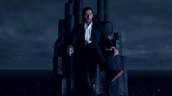 """Lucifer: """"Who's da New King of Hell?"""""""