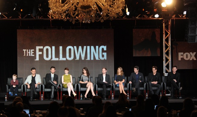 2013 FOX WINTER TCA: THE FOLLOWING