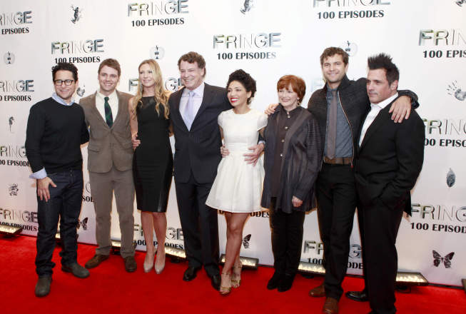 FRINGE 100TH EPISODE PARTY and FINALE EVENT