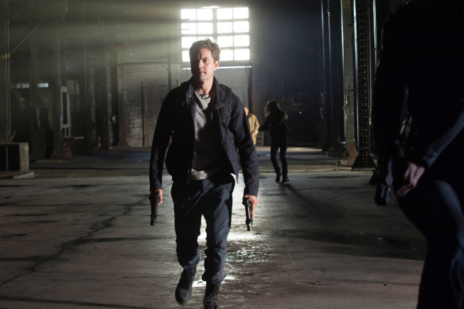 FRINGE: 'The Bullet That Saved the World'