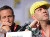 FOX FANFARE AT COMIC-CON 2010: (L-R) GLEE Executive producers Dante DiLoretto and Ryan Murphy during the GLEE panel session on Sunday, July 25, at the FOX FANFARE AT COMIC-CON 2010 in San Diego, CA.
