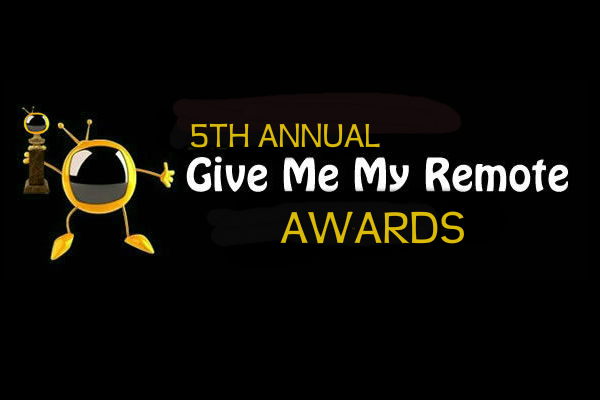 GMMR TV Awards Winners