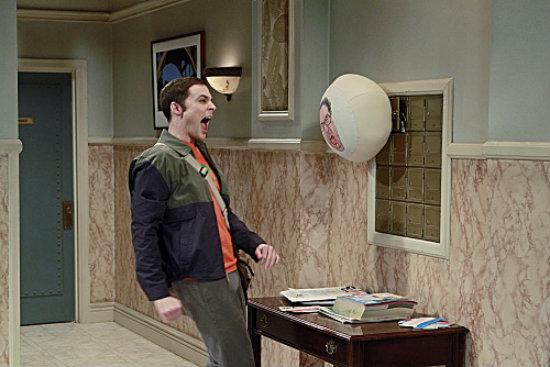 Jim Parsons (Sheldon, THE BIG BANG THEORY)
