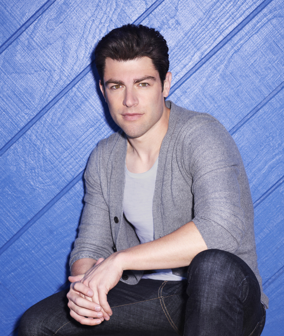 Max Greenfield (new Girl)