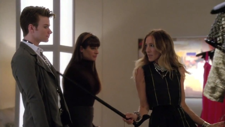 'The Way You Look Tonight'/'Never Fully Dressed' (Glee)