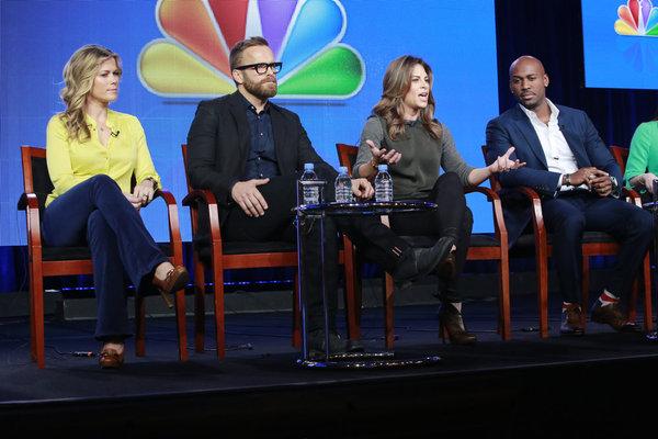 NBC Press Tour