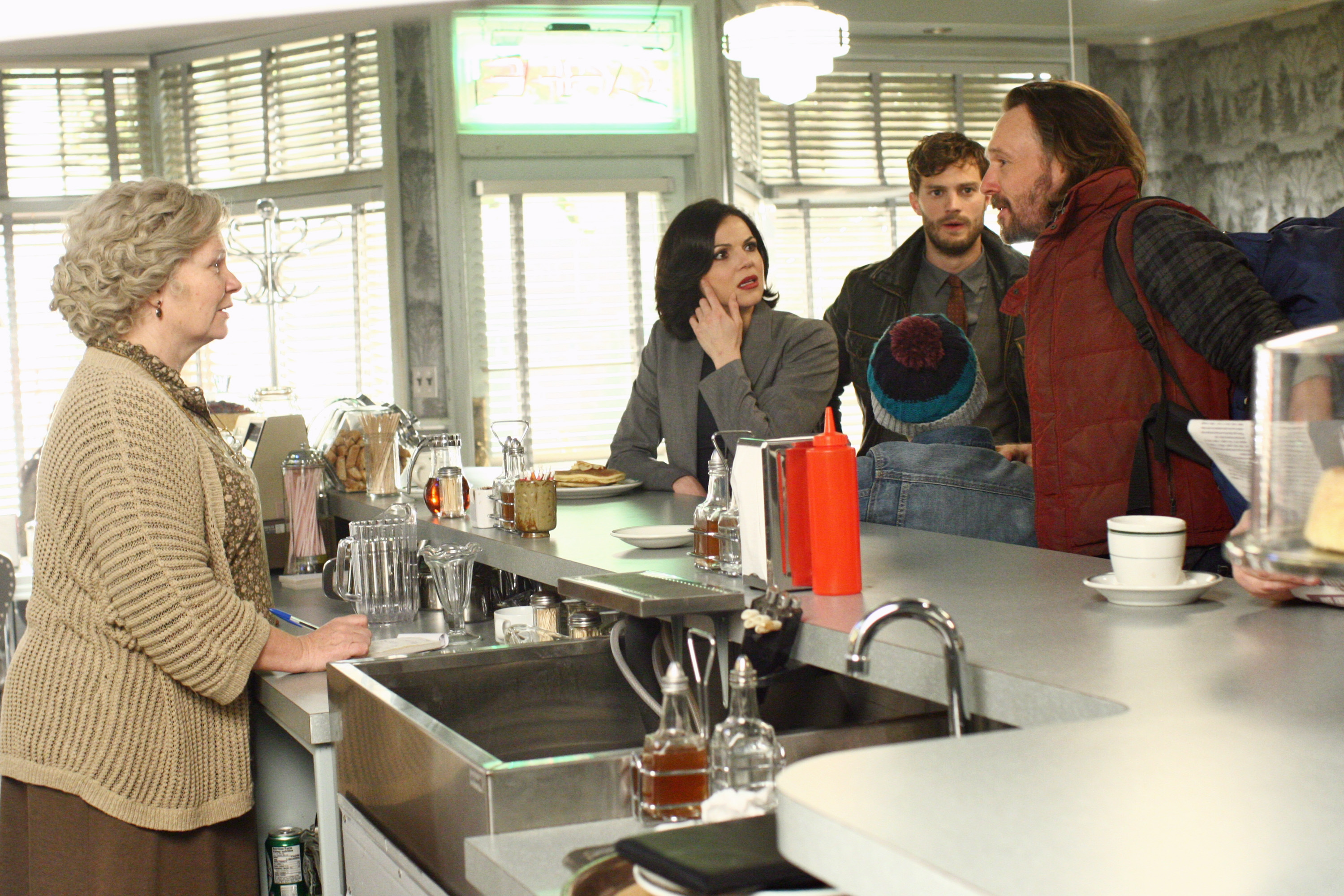 ONCE UPON A TIME: 'Welcome to Storybrooke'