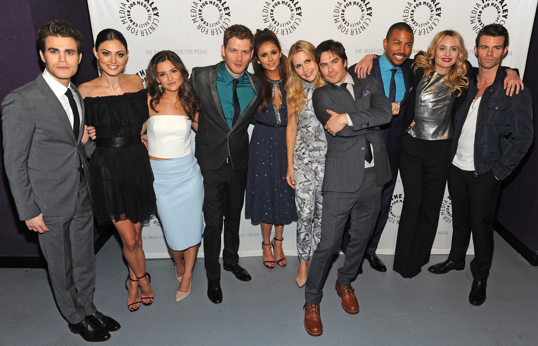 THE ORIGINALS and THE VAMPIRE DIARIES