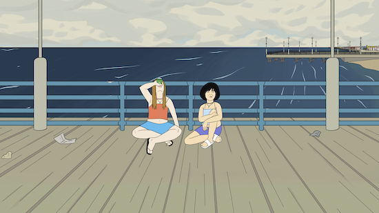 PEN15 Animated Special