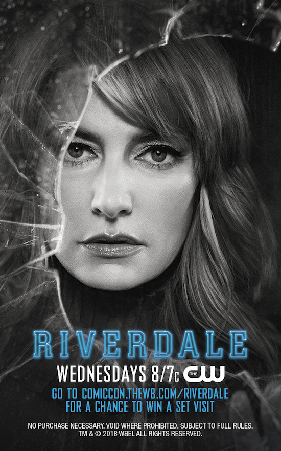 Riverdale Comic-Con Key Cards