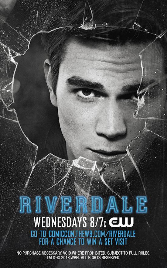 Riverdale Comic-Con Key Cards
