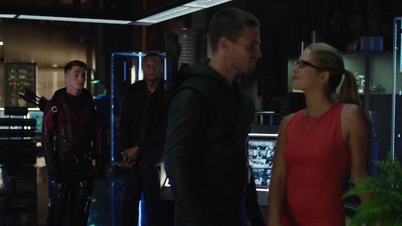 ARROW: 'The Calm'
